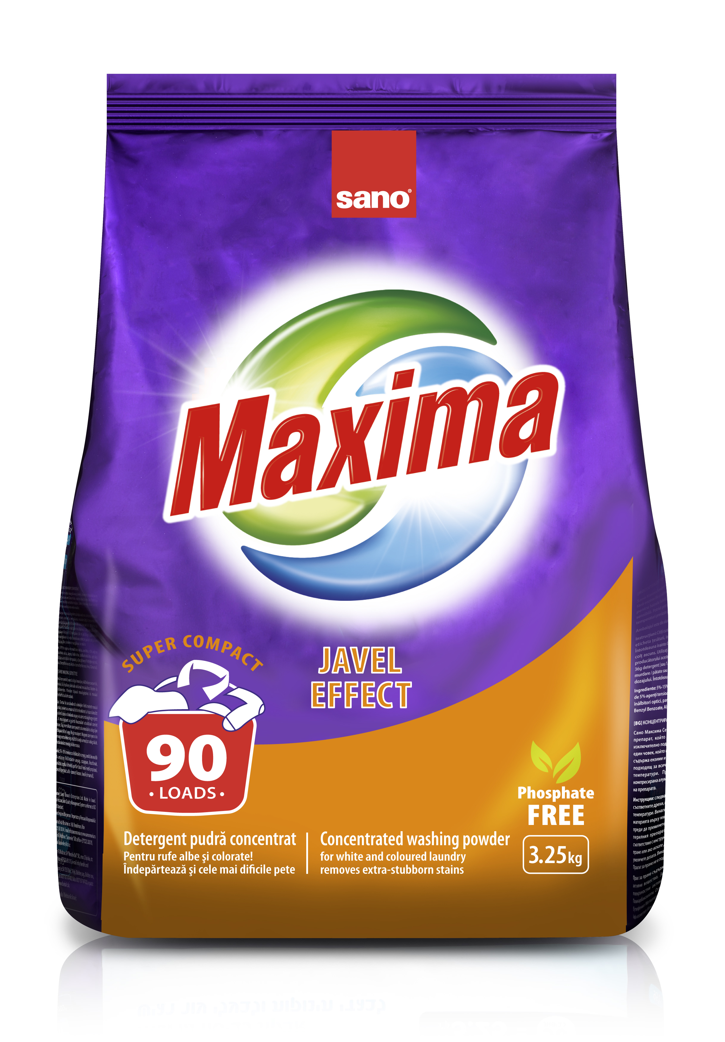 Sano Maxima JAVEL EFFECT #1198